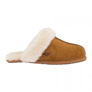 8b9353fac18 Ugg Scuffete II Slippers Γυναικεία 00KD-Brown 5661 1652387