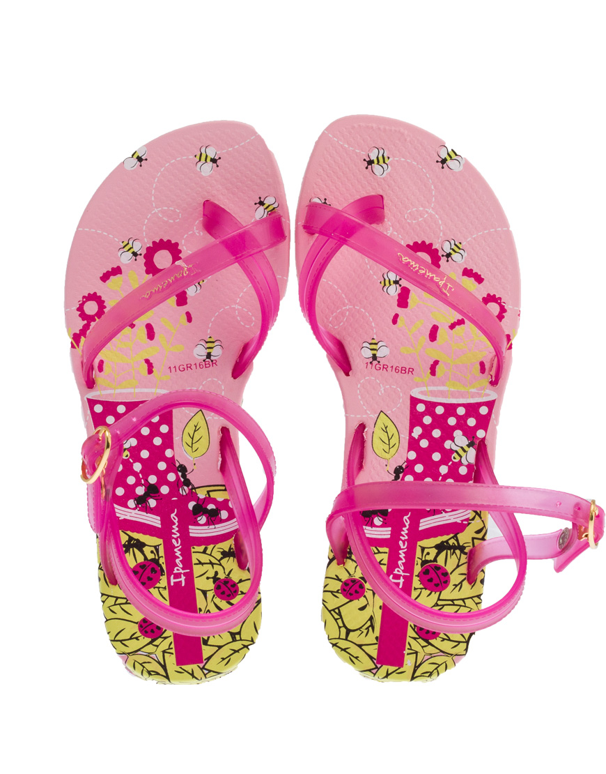 4a2a8330017 Ipanema Πέδιλα Παιδικά Pink 780-7401 1663884 | Paul and Peter Brands ...