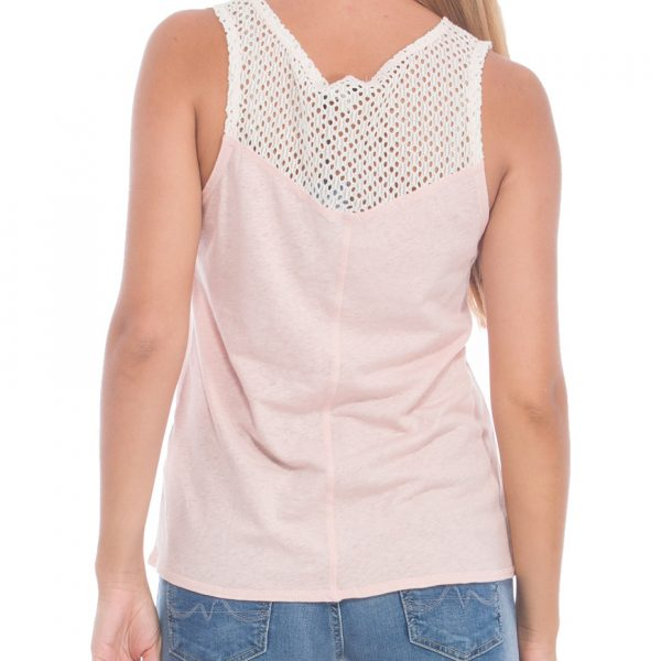 b54efe8a8e2a Pepe Jeans T-Shirt Γυναικείο 351 Washed Coral PL502552 1660312