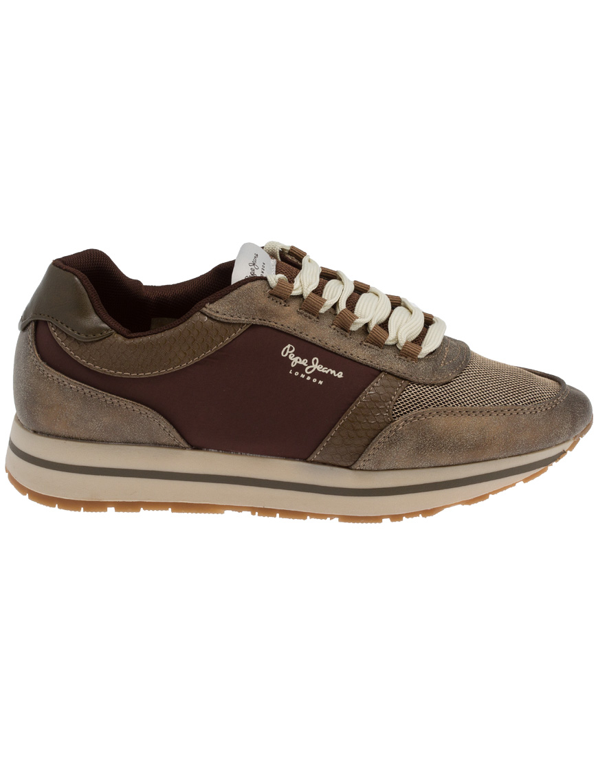 6f59d7835dc Pepe Jeans Sally Sky Sneakers Γυναικεία 874/Trail PLS30555 1681027 ...