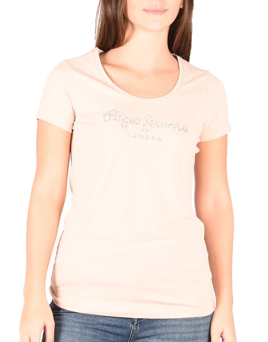 780fab783f43 Pepe Jeans Μπλούζα Γυναικεία 321 Pale PL502716 1680985 ...
