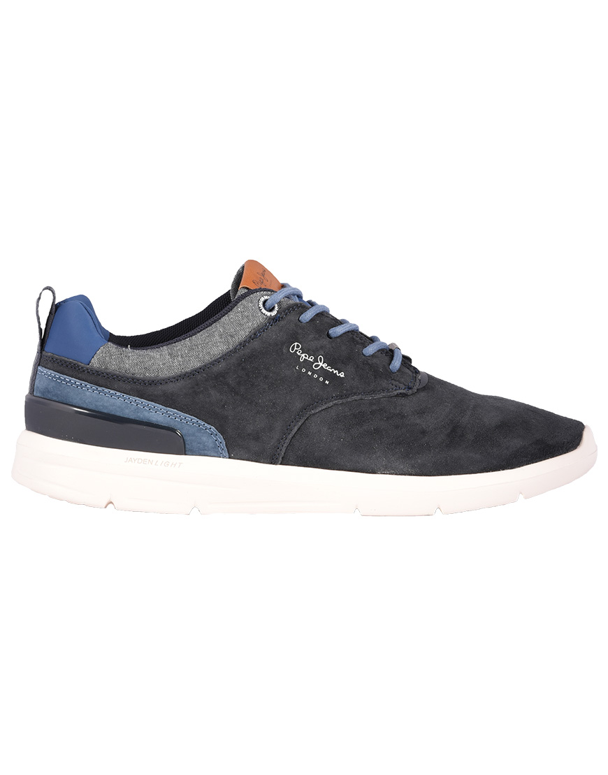 3b2d09af2d1 Pepe Jeans Jayden 2.1 Sneakers Ανδρικά 595 Marine PMS30409 1684936 ...