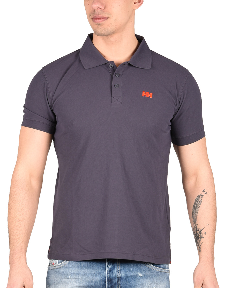 84e6adb07c26 Helly Hansen Polo T-Shirt Ανδρικό 994 Graphite Blue 50584 1684917 ...