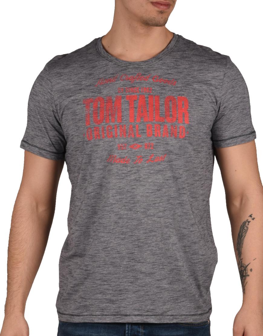 Tom Tailor T-Shirt Ανδρικό Jean 1055285091 1684089  7fae25edfd2