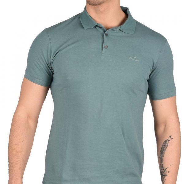 41a846405483 Keep Out Polo T-Shirt Ανδρικό Smoke KO-1500 1685521