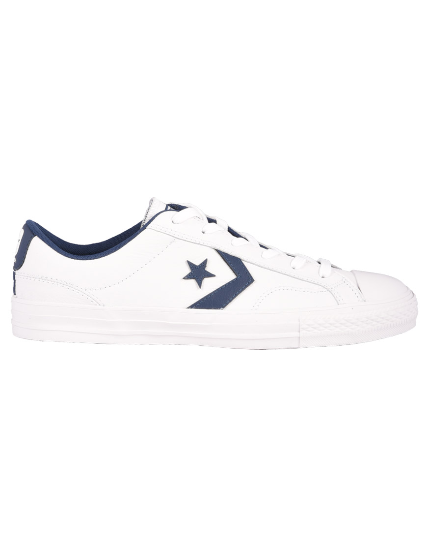 dbbaa6a5ded Converse All Star Star Player Ox Sneakers Ανδρικά 111/White Navy 159740C  1686024