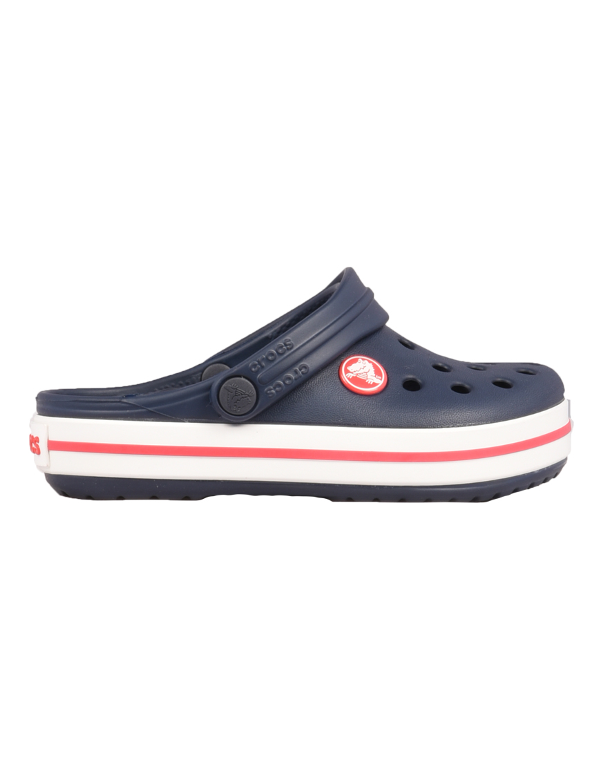3063499a83e Crocs Crocband Clog K Παιδικά Ανατομικά Navy/Red 204537-485 1722626 ...