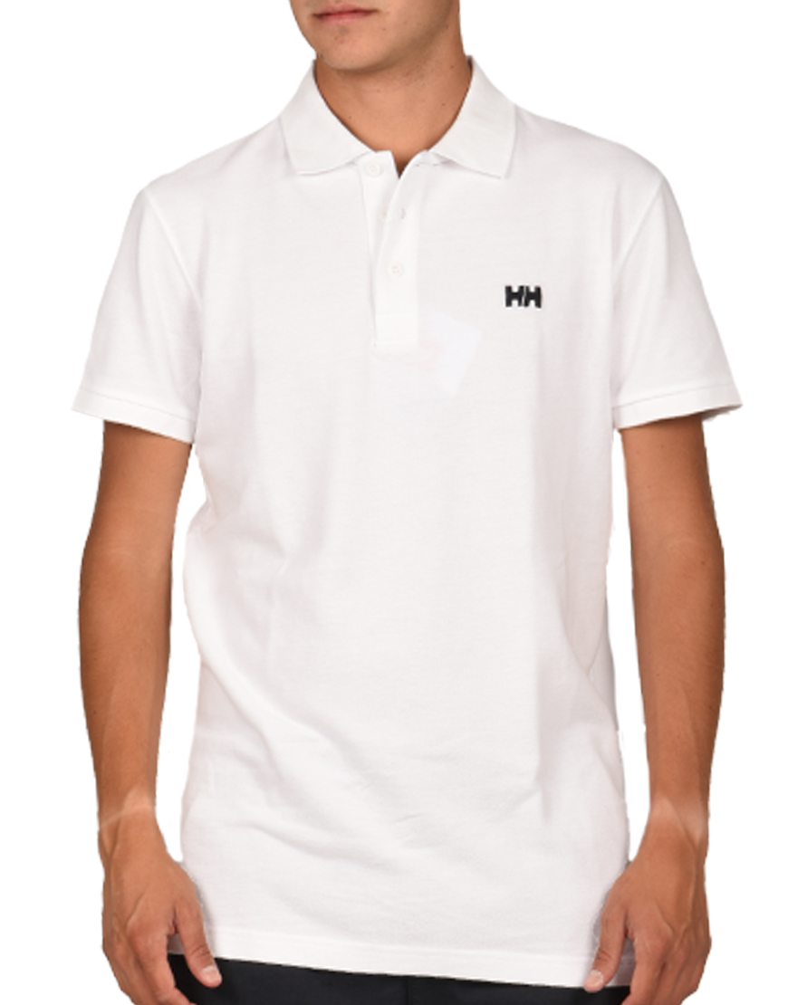84a3ecf549ab Helly Hansen Polo T-Shirt White 33980-001 1686524