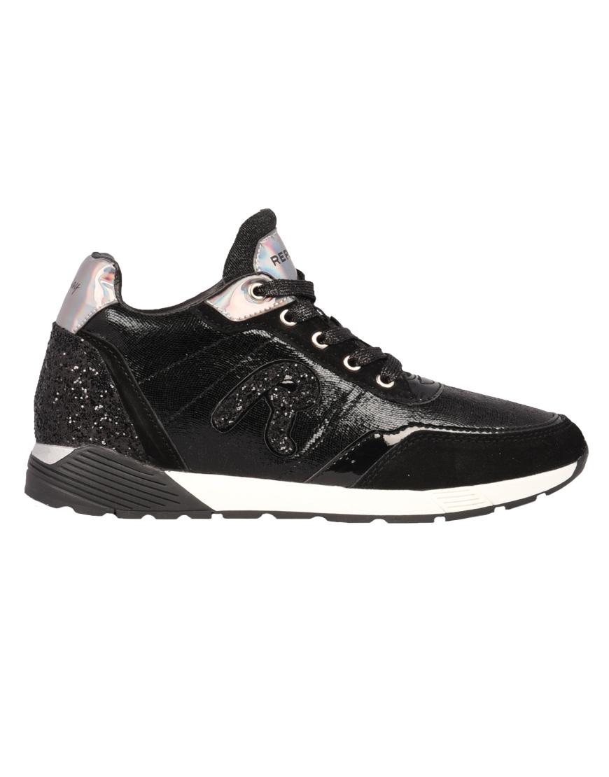 88d351f6ecb Replay Broom Sneakers Γυναικεία 003/Black GWS94.021.C0001S 1687976