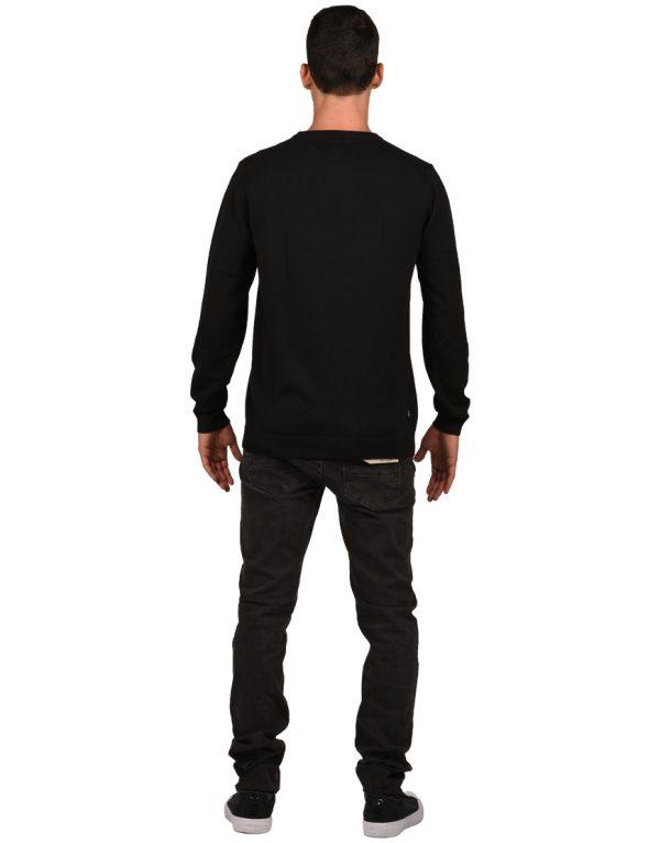 0c1263d965ed Basehit Πουλόβερ Ανδρική Black 182.BM70.91 1689186