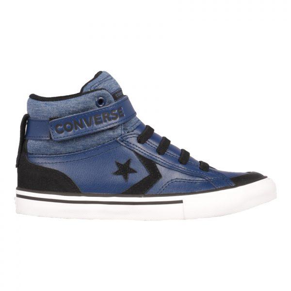 2fd970e6a25 Converse All Star Chuck Taylor Sneakers Παιδικά Pro Blaze Strap Hi  Navy/Black/White 661927C 1689412