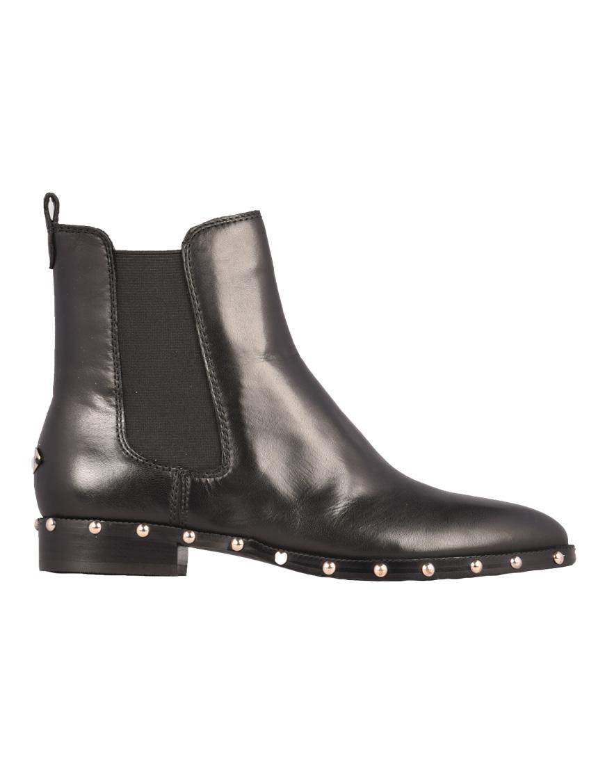 Guess Ankle Boots Γυναικεία Black FLGRE4 LEA09 1689559 ... 42b658f80e6