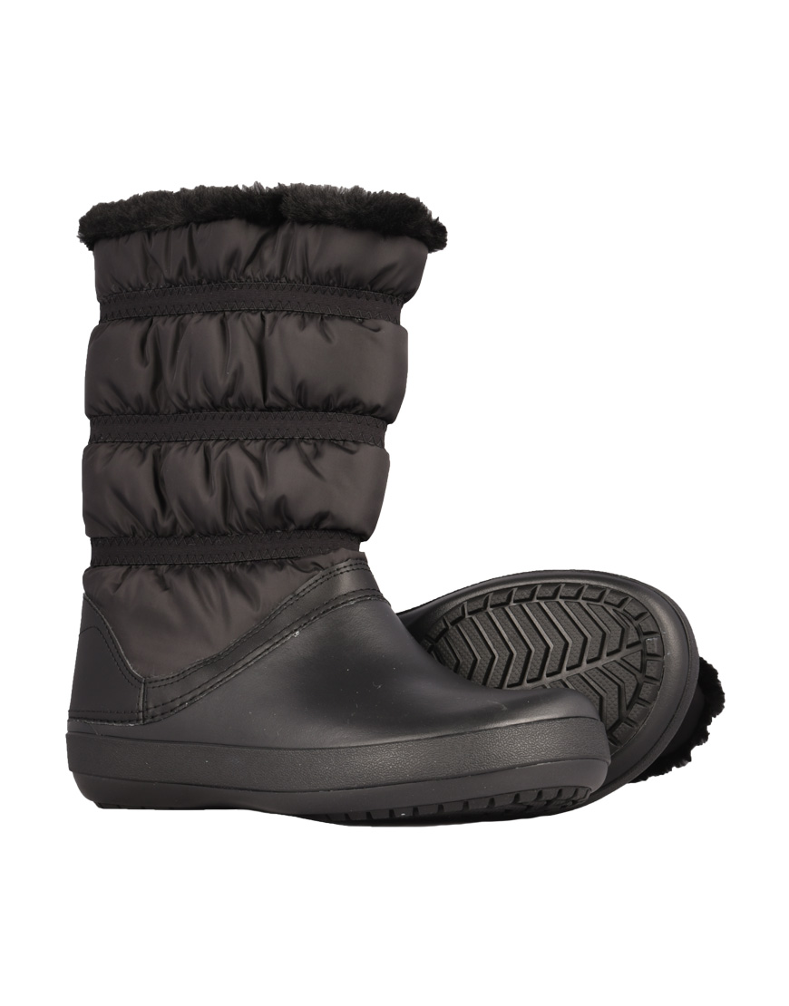 7ccbd690c1b Crocs Crocband Winter Boot Μποτάκια Γυναικεία Black/Black 205314-060 ...