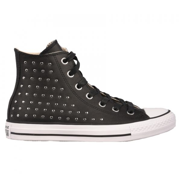 Converse All Star Chuck Taylor Hi Sneakers Γυναικεία Black 561682C 1689407 cbc5e565866