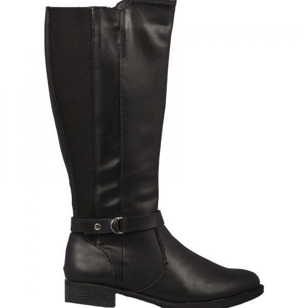 c61e9a53b3 Sprox Μπότες Γυναικείες Black 436030 1721321