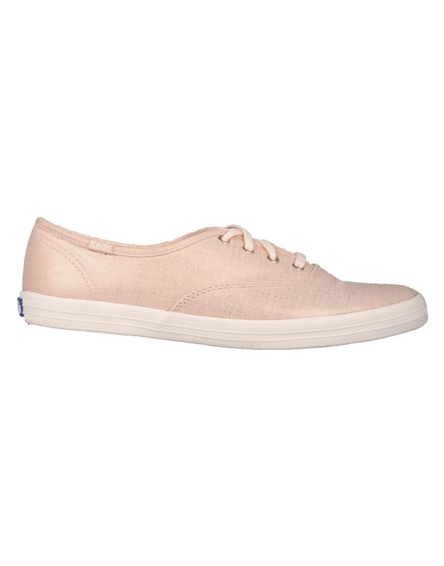 da2a62dce665 Keds Sneakers Γυναικεία Champion Metallic Rose Gold WF57957 1722659 ...