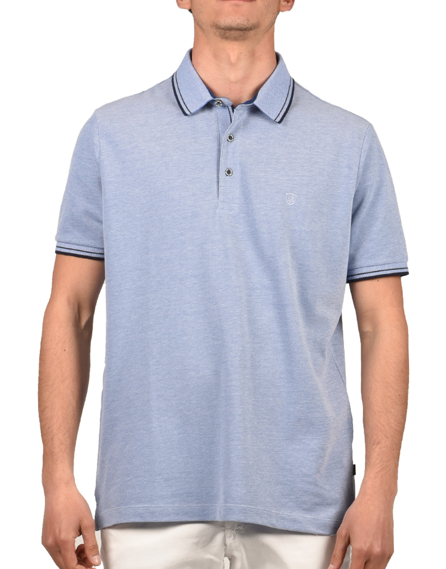 de7b4fbb2278 Guy Laroche Polo T-Shirt Ανδρικό Light Blue GL0919007-3 1723518 ...