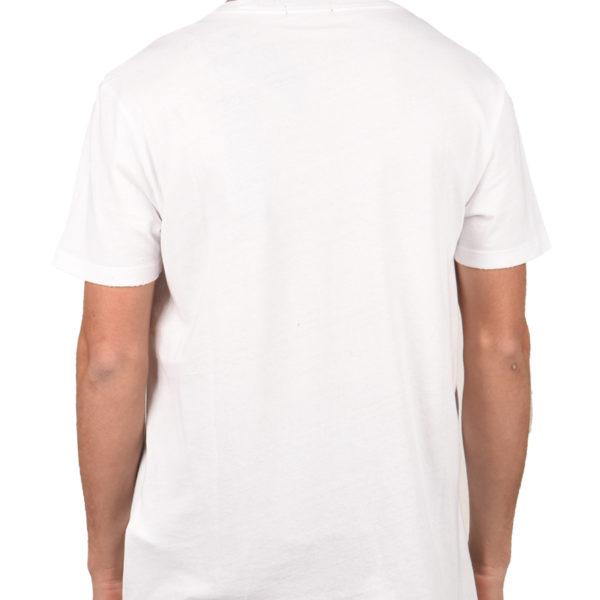 5397339f0c41 Replay T-Shirt Ανδρικό Vintage Effect White M3758 .000.22660G-001 1722208