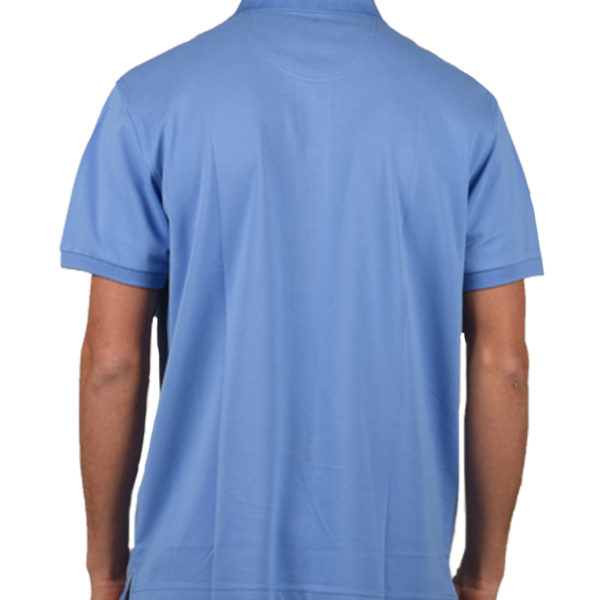 e85aa135524b Guy Laroche Polo T-Shirt Ανδρικό Light Blue GL0919090-3 1723769