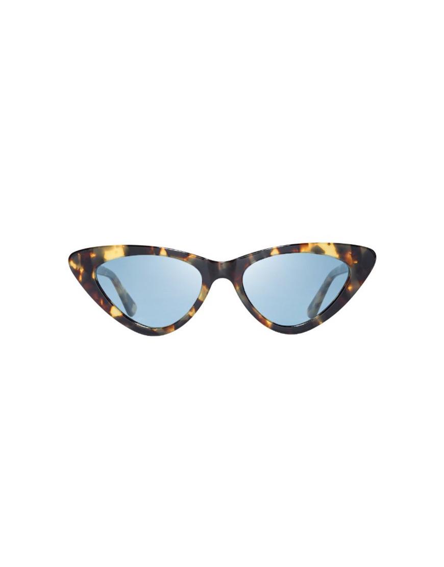 30b3c84334 DE-SUNGLASSES Γυαλιά Ηλίου Γυναικεία Cat Eye Juicy Blue