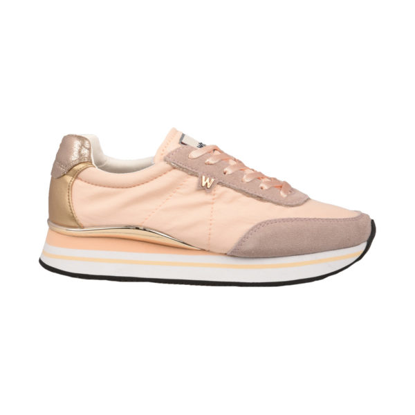 88777e8edf6 Wrangler Sneakers Γυναικεία Jungle Camo Pink WL91532A-082 1725117