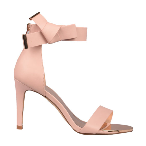 968a1d81cb2 Exe Πέδιλα Γυναικεία Rebeca-244 Pink/Champagne I47004425 890 1725123