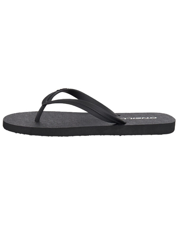 _0057_O'NEILL MN SH SLIPPERS PROFILE SMALL LOGO OFS202SL0A4534M BLACK -1
